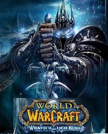 What it will look like when you're invited to the WotLK beta