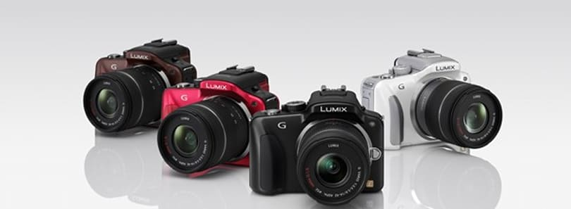 Panasonic Lumix DMC-G3 ups the interchangeable lens ante with fancy new touchscreen