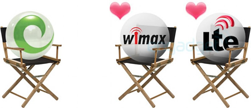 Clearwire sticking with WiMAX until at least 2012
