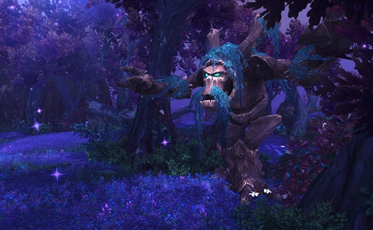 See the savage beasts of WoW's Shadowmoon Valley