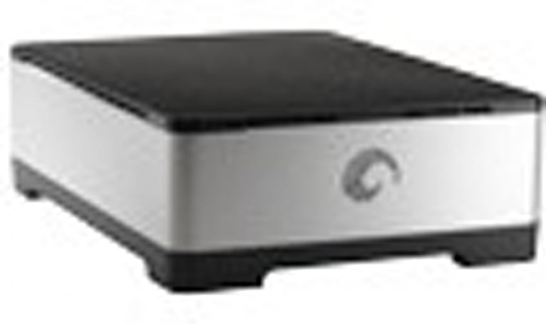 Seagate reveals Showcase external HDD: for media centers and DVRs