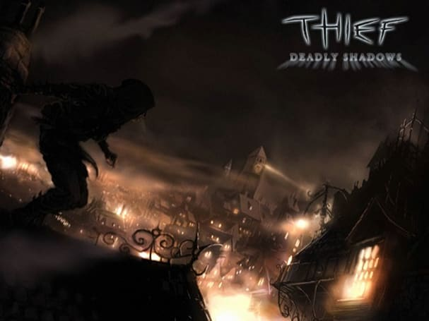 GOG.com nabs Thief: Deadly Shadows, Splinter Cell and Anomaly: Warzone Earth