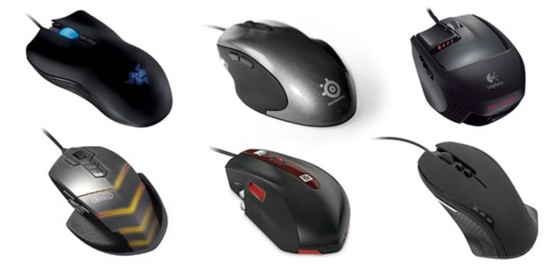 Gearing up for PvP - Your mouse