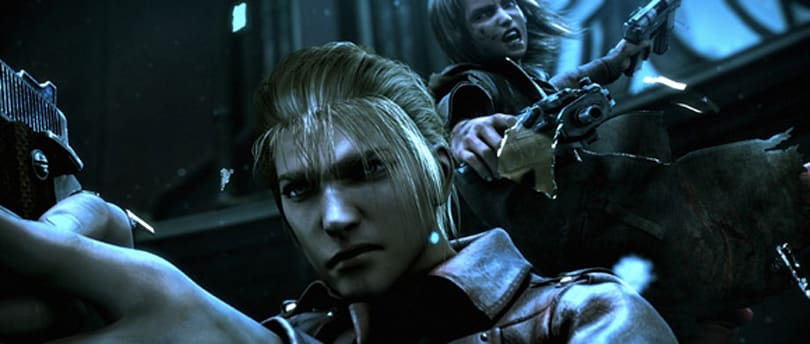 Sega offers up a mess of new Resonance of Fate screens