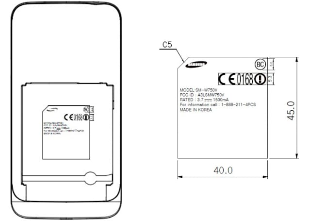Samsung's new Windows Phone for Verizon reaches the FCC