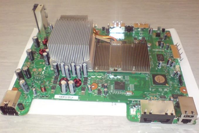 Fabled Opus motherboard appears in Xbox 360