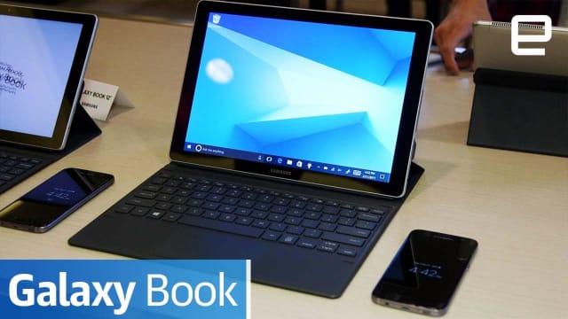 Samsung Galaxy Book: Hands-On