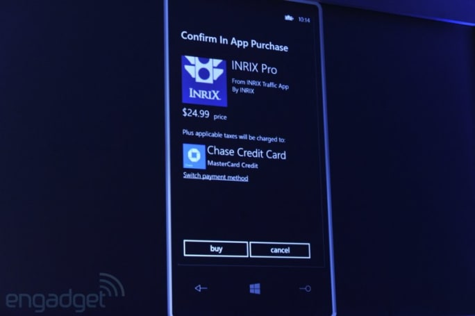 Windows Phone 8 will finally deliver in-app purchases