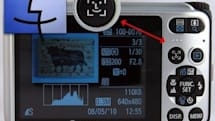 Picasa find: Finder icon gets a new job on Canon digicam