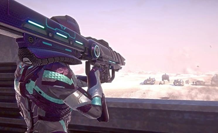 PlanetSide 2 coming to South Korea