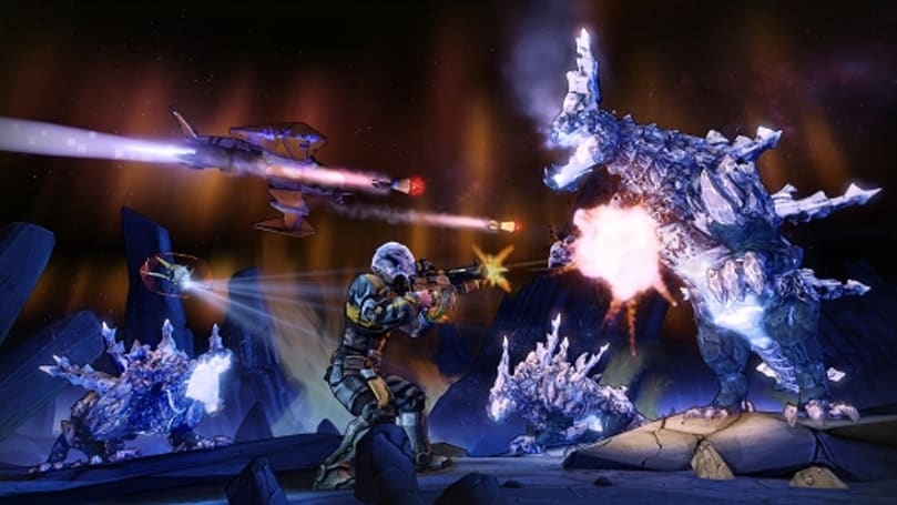 Rumor: A Borderlands MMO might be in the works