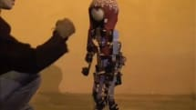 Acroban: the childlike robot you want to punch (video)