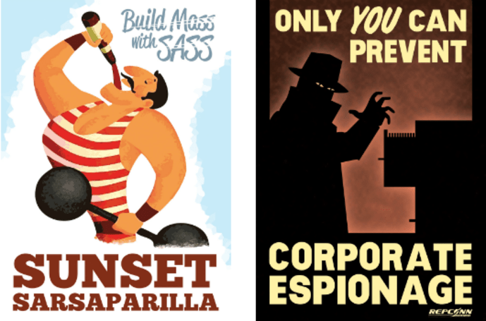 Vault Decoration 101: Free printable Fallout posters and vectors for the masses