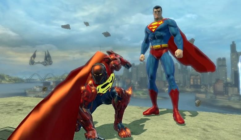 DCUO examines the meta-human power suits