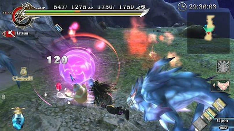 Ragnarok Odyssey Ace to hunt for loot and Porings in early 2014