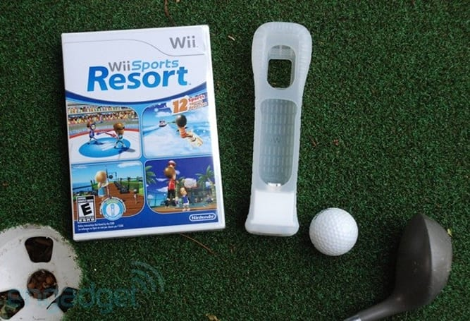 Wii Sports Resort impressions (and video!): MotionPlus killer app, or killer tech demo?