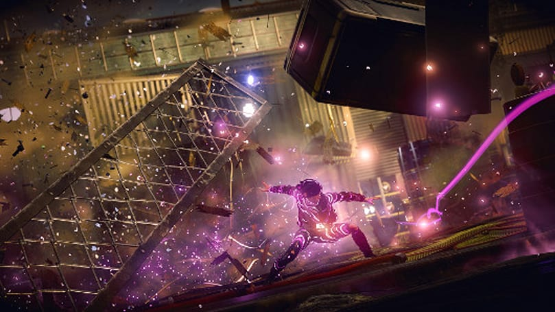 Infamous: First Light review: Burnout