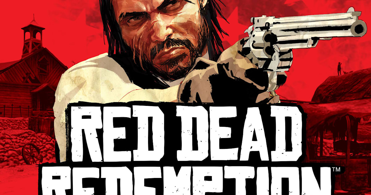 'Red Dead Redemption' is coming to PlayStation 4 December 6th
