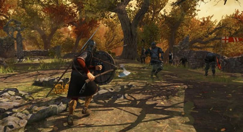 Spill Norse and Saxon blood in War of the Vikings today