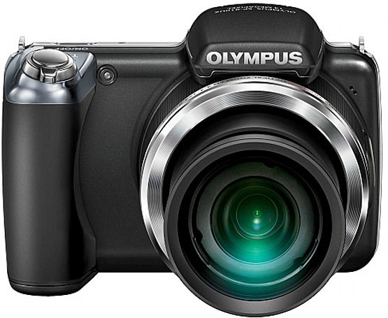 Olympus launches SP-810UZ, packs 36x wide-angle zoom in a compact camera