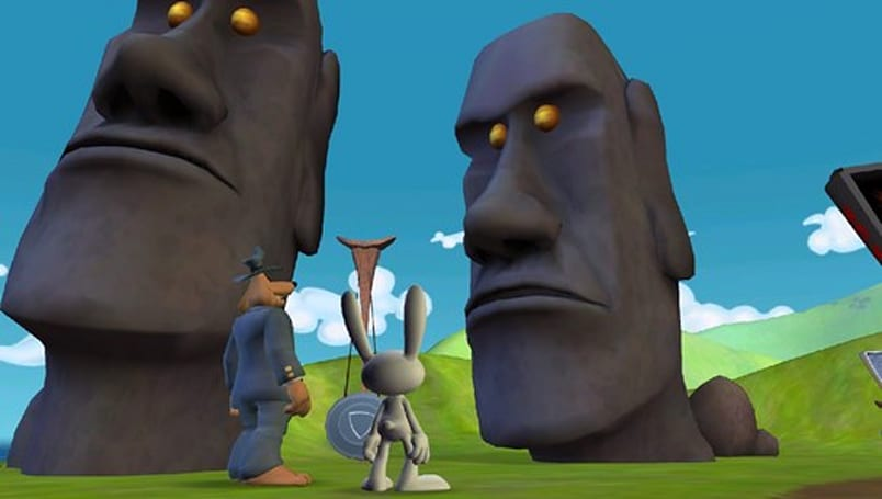 Sam & Max: Beyond Time and Space coming to PSN today, bundled with The Devil's Playhouse too
