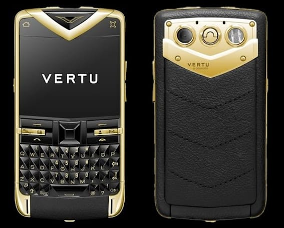 Nokia finishes offloading Vertu, rumors claim Vertu plans a matching switch to Android