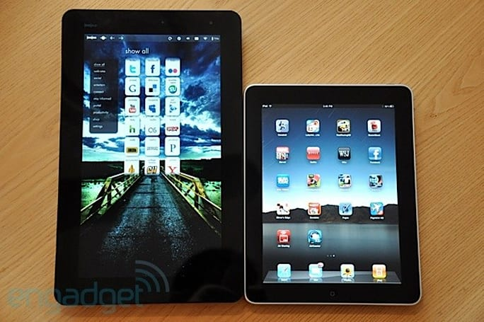 iPad vs. JooJoo... fight!