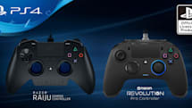 PlayStation 4 has a pair of controllers made for pro-gamers