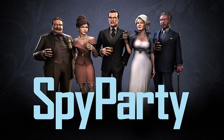 SpyParty's graphics leap from 1998 to 2012 in one gallery