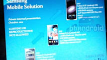 Details on the Samsung Galaxy S III leak out: 1.8GHz dual-core CPU and 12MP camera? (Update: wrong terminology)