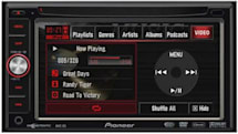 Pioneer launches AVIC-D3BT NAV head unit, handles DVD / iPod