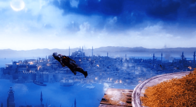 Assassin's Creed 'Warrior Concerto' music video features wubs, guts