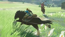 Initial thoughts on 'Zelda: Breath of the Wild'
