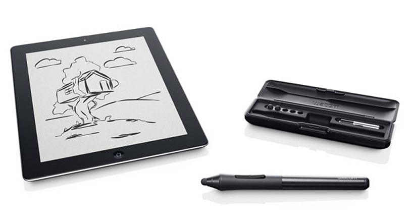 Wacom outs Intuos Creative Stylus with revamped Bamboo Paper app in tow for iPad sketching