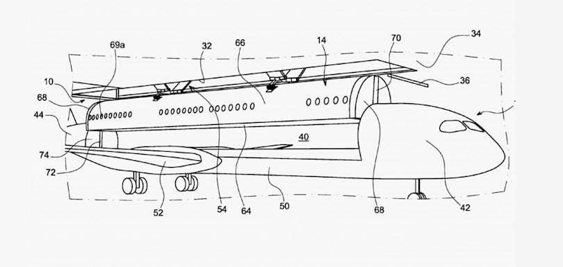 Airbus' detachable cabin concept could save you time at the airport