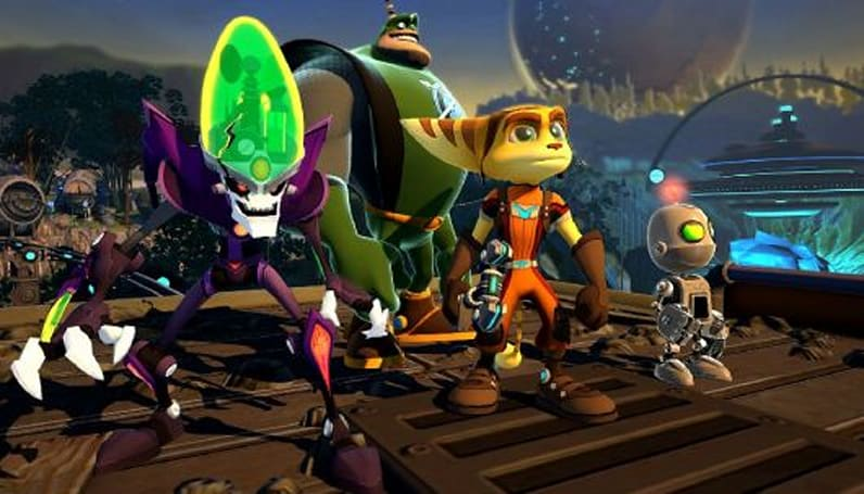 Ratchet & Clank: All 4 One preview: Making teamwork work