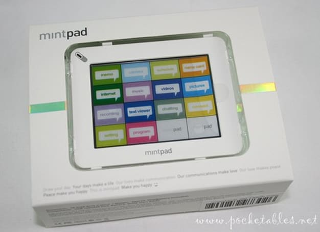 Mintpass Mintpad and accessories get unboxed