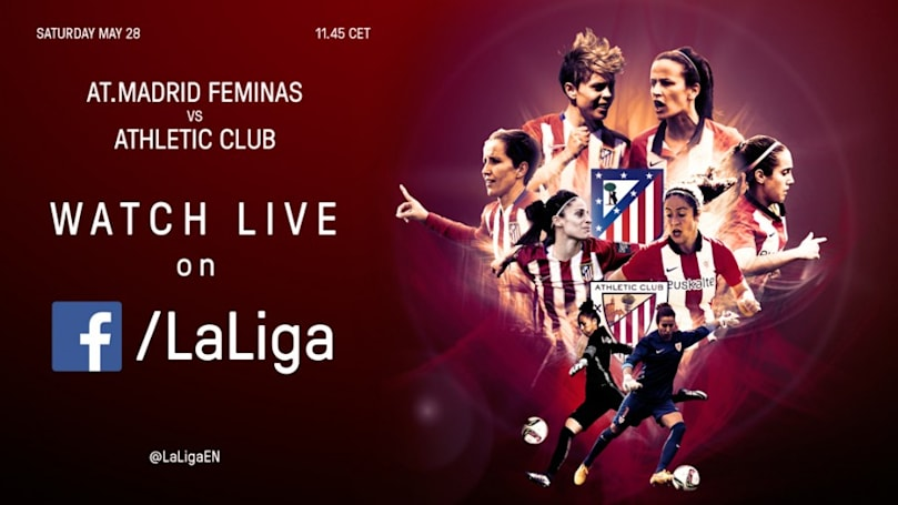 Facebook Live will broadcast a Spanish soccer game