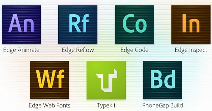 Adobe Edge swells to include Tools & Services, streamlines the designer web