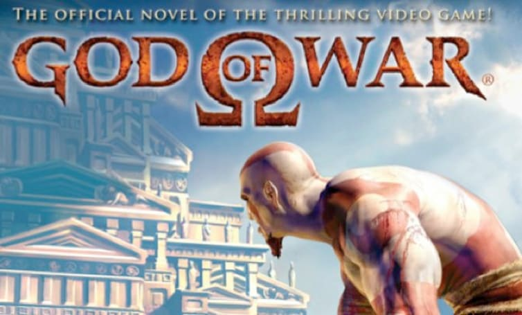 God of War novel ravages retail May 25, first chapter online