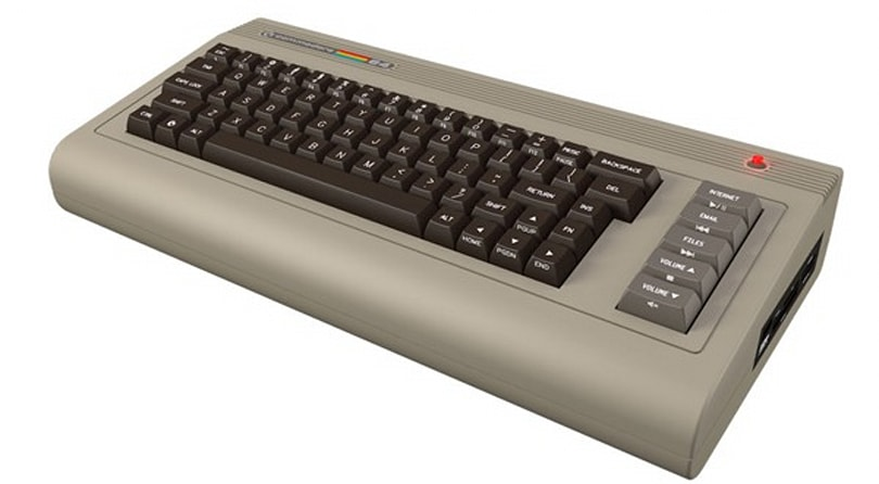 New Commodore C64 gets stacked against the original, deemed a worthy successor (video)
