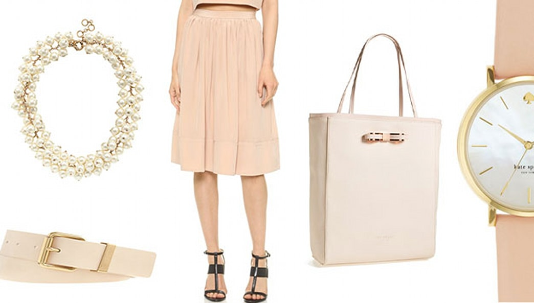Trending now: The best nude pieces to wear this summer