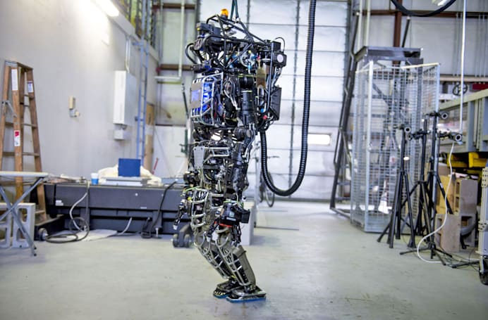 Toyota is the top bidder for robotics pioneer Boston Dynamics