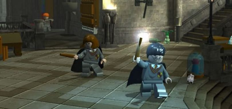 UK charts: Harry Potter casts Chartium Supremus on Red Dead