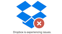Dropbox goes down following problem with 'routine maintenance' (update 2: what happened)