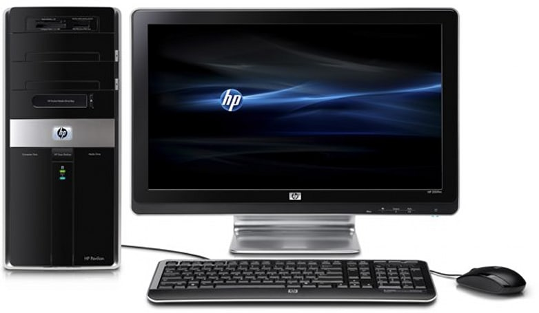 HP's debuts new Pavilion Elite m9600 series desktops, range of widescreen monitors