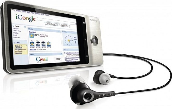 Philips GoGear Connect is a legitimate Android-based iPod touch competitor (updated)