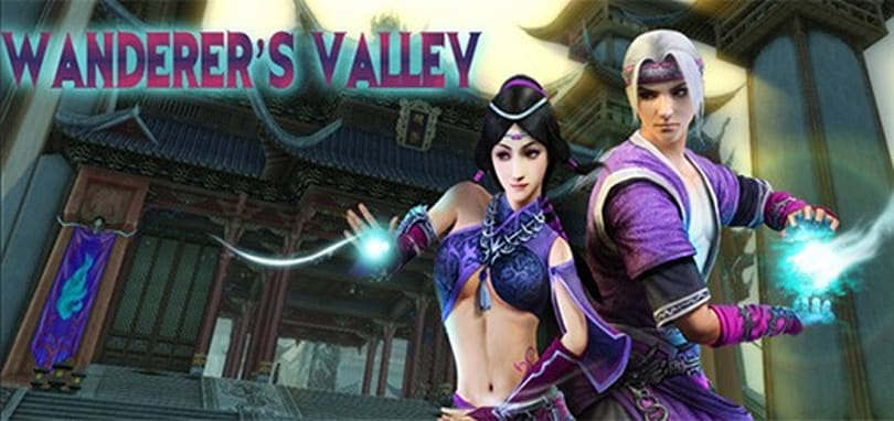 Age of Wushu highlights a third school: Wanderer's Valley