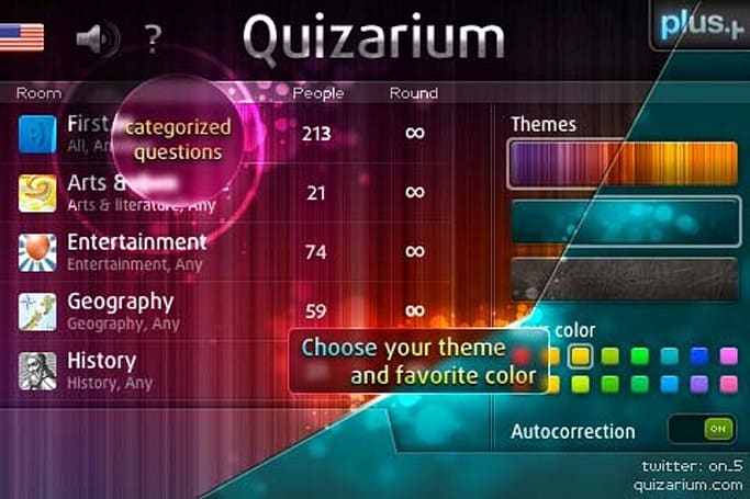 Quizarium the multiplayer trivia app is nearly ready for prime-time
