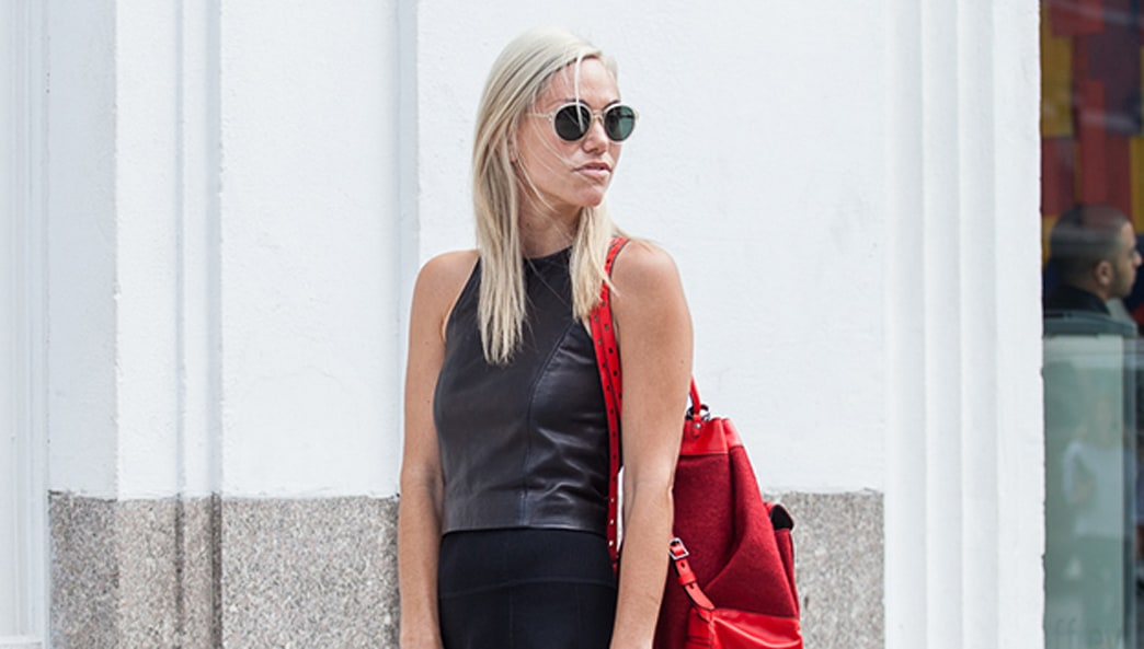 Street style from New York Fashion Week Day 5